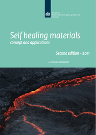 Self healing materials: concept and applications