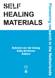 Self healing materials – Pioneering research in the Netherlands